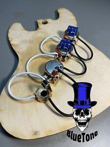 Solderless Precision PJ Bass Jazz Bass Wiring Harness Loom Guitar