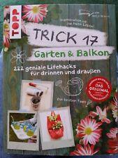 Trick 17 - Garten & Balkon von Antje Krause (Taschenbuch)