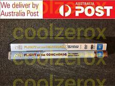 FLIGHT OF THE CONCHORDS SEASON 1 + 2 Complete - Aus Release Aus Seller