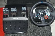 Logitech G29 Driving Force (941-000112) Lenkrad und Pedale