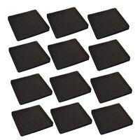 12-Pack HQRP 30 Ppi Schaum Pads für Api Rena Filstar XP Aquarium Kanister Filter