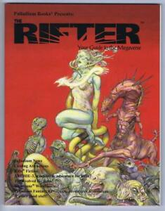 The Rifter: #4 - Guide to the Megaverse (Rift RPG 1998 Palladium Books #104)