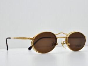 NEW Sunglasses MATSUDA 2814 ORO BRILLE Lunette NOS Occhiali Frame Gold Vintage