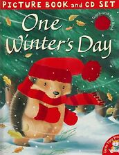 One Winter's Day Picture book and CD Set BRAND NEW BOOK Mixed Media Product 2011