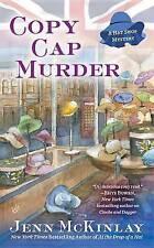 Copy Cap Murder (Hat Shop Mystery), McKinlay, Jenn   Mass Market Paperback Book