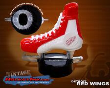 Detroit Red Wings Vintage 1970s Skate Bottle Opener Mint in Box