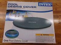 Intex 12' Easy Set Pools Debris Cover NEW Rope Tie for 12 Foot Round Pool