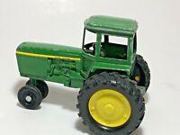 Vintage Tonka Toy Tractor John Deere Green Original Nice! See Pics! Make Offer!!