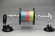 Fishing Line Spooler Double holder line Winder Fishing Reel Line Transfer