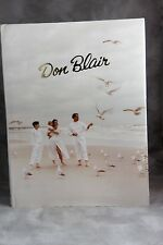 """Don Blair"" Portrait Lighting Book by Don Blair, 1992, Autographed"