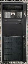 HP Z800 Workstation Intel Xeon E5645 (2 CPU) 2.4 GHZ 24GB RAM 256GB SSD No OS
