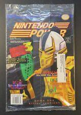 1995 Nintendo Power Magazine #78 November SNES Mortal Kombat 3 Rare Still Sealed