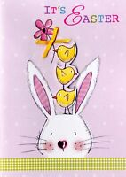 It's Easter Greeting Card Embellished Decorated Greetings Cards