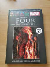 Ultimate Graphic Novel Collection Fantastic Four Unthinkable- SEALED