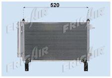 Klimakondensator Chevrolet Matiz Spark  96591582