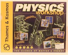 Thames & Kosmos Physics Workshop - Experiment Kit W/Book NEW & SEALED