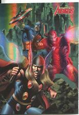 The Complete Avengers Earths Mightiest Heroes Chase Card MH4
