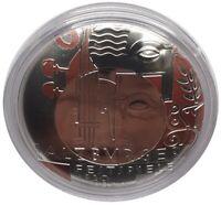 Austria 20 Euro Silver Coin 100 Years Salzburg Festival 2020 Proof