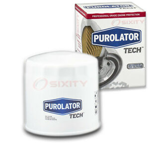 Purolator TECH Engine Oil Filter for 1996-2005 Ford Taurus 3.0L V6 Oil ay
