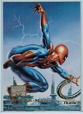 1996 MARVEL MASTERPIECES #64 SPIDER-MAN
