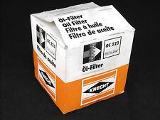 Knecht / Mahle OC 223 Ölfilter, NEU, OVP
