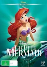The Little Mermaid (DVD, 2016)