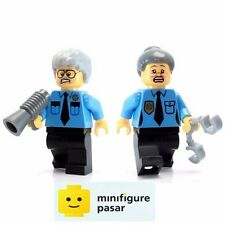 tlm019 tlm020 Lego The Lego Movie 70809 - Pa Cop & Ma Cop Minifigures - New