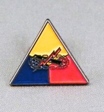 1st ARMOURED DIVISION - LAPEL PIN BADGE - OLD IRONSIDES FORT BLISS TEXAS (305)