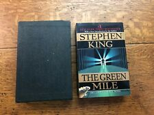 The Green Mile, The Complete Serial Novel by Stephen King 1st Slipcased Edition