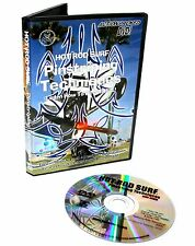 Learn How To Pinstripe Movie HOT ROD SURF Vol.1 DIY pinstriping DVD
