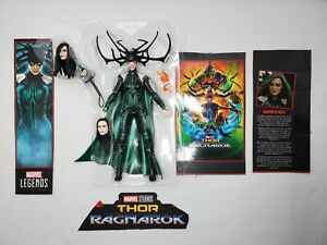 "Marvel Legends MCU Thor Ragnarok 6"" Hela From the Skurge the Executioner 2 pack"