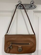 Mulberry Oak Tan Brown Somerset Clutch Handbag Bag - Ex Con - 100% Authentic 💕