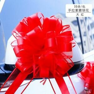 Pull Bow Ribbon for Wedding Gift Wrapping Decoration Suit in Any Occasion DIY