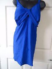 VM ROYAL BLUE SWIMSUIT BATHING SUIT PLUS SIZE 16W NEW