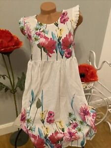 Romantisches Kleid 🌸 Mode Aus Italien 🌸 !! Brandneu !! Gr. S/M
