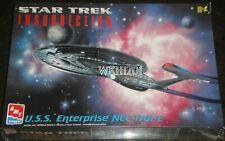 Star Trek USS ENTERPRISE NCC-1701-E INSURRECTION Model Kit MISB + Aztec Decals