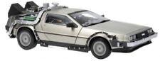 1:18 Back To The Future Part I DeLorean - 2711 - SUN STAR DIECAST - BRAND NEW