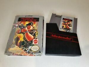 Rush'n Attack (Nintendo NES) PAL In Original Box