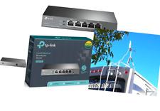 Tp-Link Safestream Multi Wan Router   4 10/100M Wan Ports w/ Load Balance Fun.