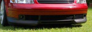 flaps for VW Passat B5 3B 96-00 Front Bumper spoiler elerons addon lip splitters