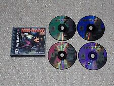 Fear Effect PlayStation Game & Case