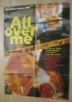 Filmplakat - All over me ( Cole Hauser , Tara Subkoff , Alison Folland )