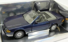Revell 1/18 Scale - 8802 Mercedes Benz SL-32 Coupe Blue