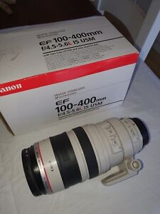 Canon EF 100 mm - 400 mm F/4.5-5.6 EF IS USM for Canon