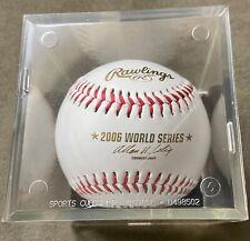 2006 World Series Commemorative Baseball