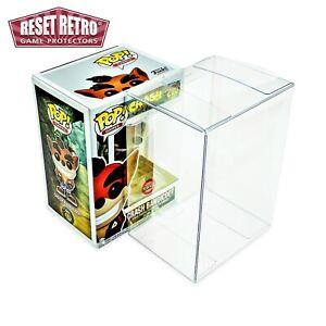 10x Schutzhüllen für Funko POP! 0,3 mm Stärke Protective Case Protectors Figuren
