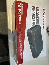 Pioneer TSWX130EA 160W Under Seat Space Saving Active Car Subwoofer