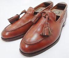 Polo Ralph Lauren Tassel Shoes Made In England By Crockett & Jones 8 1/2 D