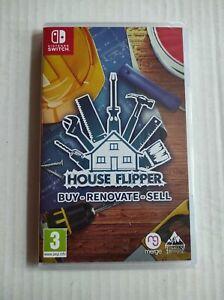 House Flipper Nintendo Switch PAL English French German Spanish Italian Sealed