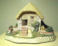 David Winter Cottage Irish Water Mill NEW w/Box & COA ~ 1992 Collectors Guild